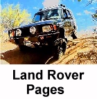 My Land Rover Pages