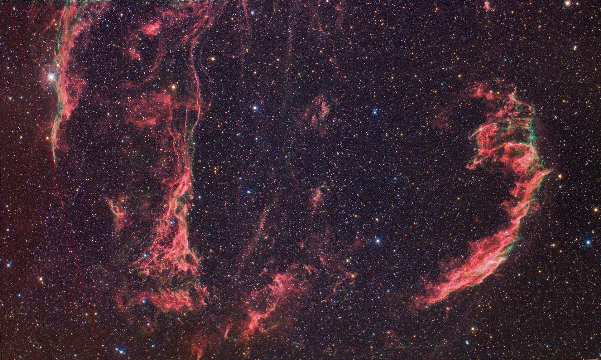 the veil nebula essay